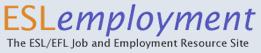 ESL Employment
